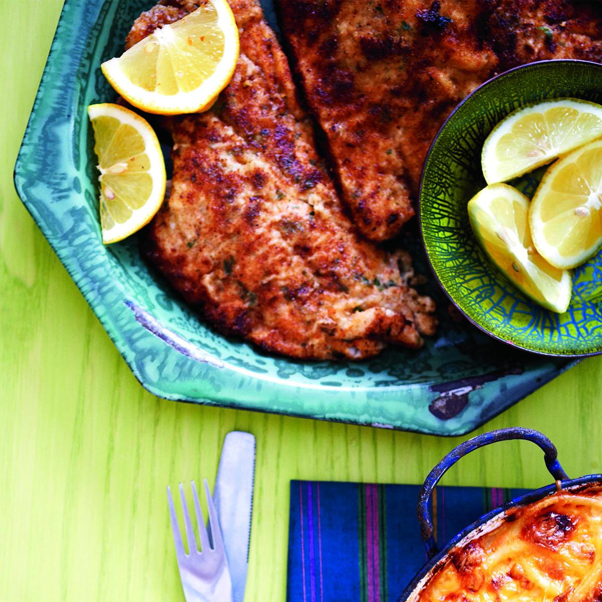 Barbados Fish Fry