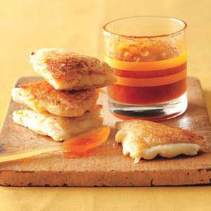 Mango Grilled Cheese