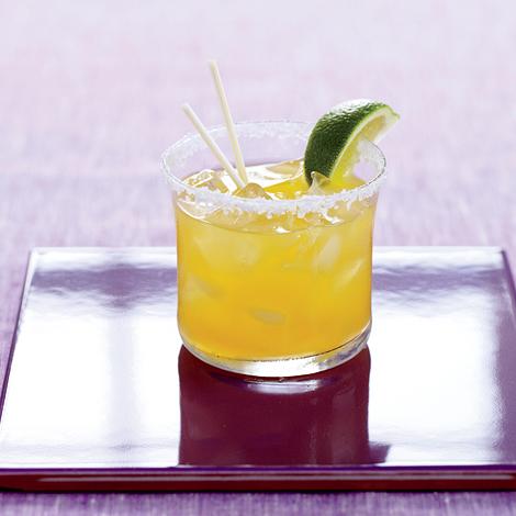 Mellow Yellow Margaritas