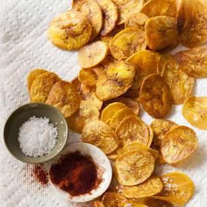 Plantain Chips & Salsa