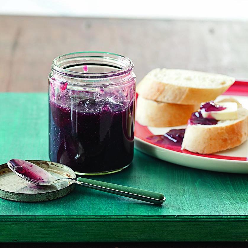 Quick Grape Jelly