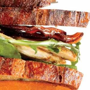 Sourdough Special Sandwich