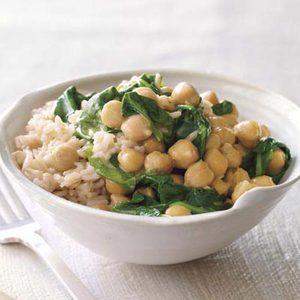 Veggie Curry Bowls