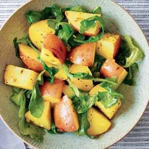 Winters Warm Potato Salad