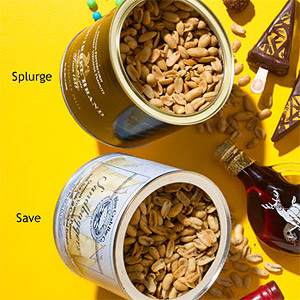 party peanuts