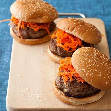 Carrot-Top Burgers