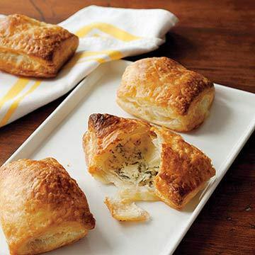 Easy Cheesy Turnovers