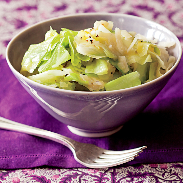 Parmesan Cabbage