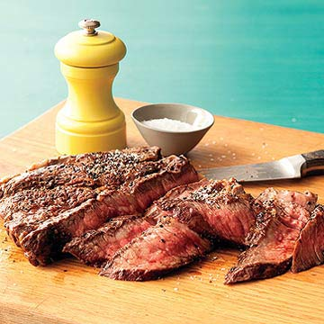 Super-Tender Steak