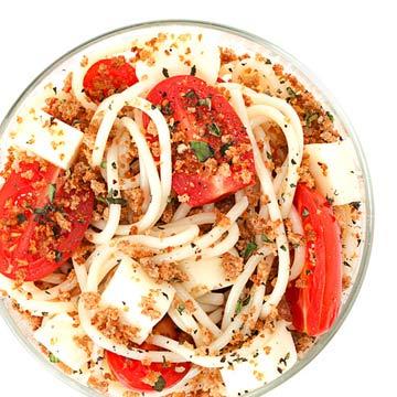 Herby Spaghetti Salad