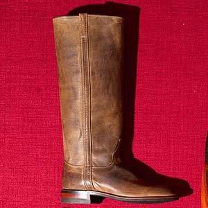 Santa Fe Roper boots