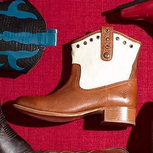 Short boots