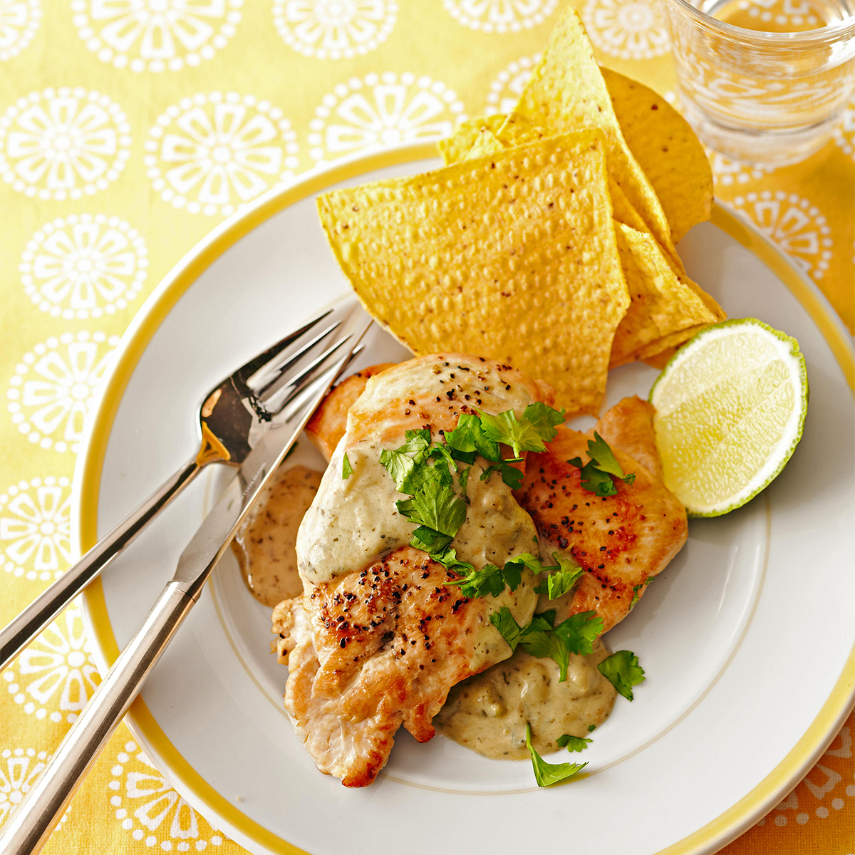 Saucy Salsa Chicken