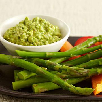 Green & White Asparagus Beef Braciole