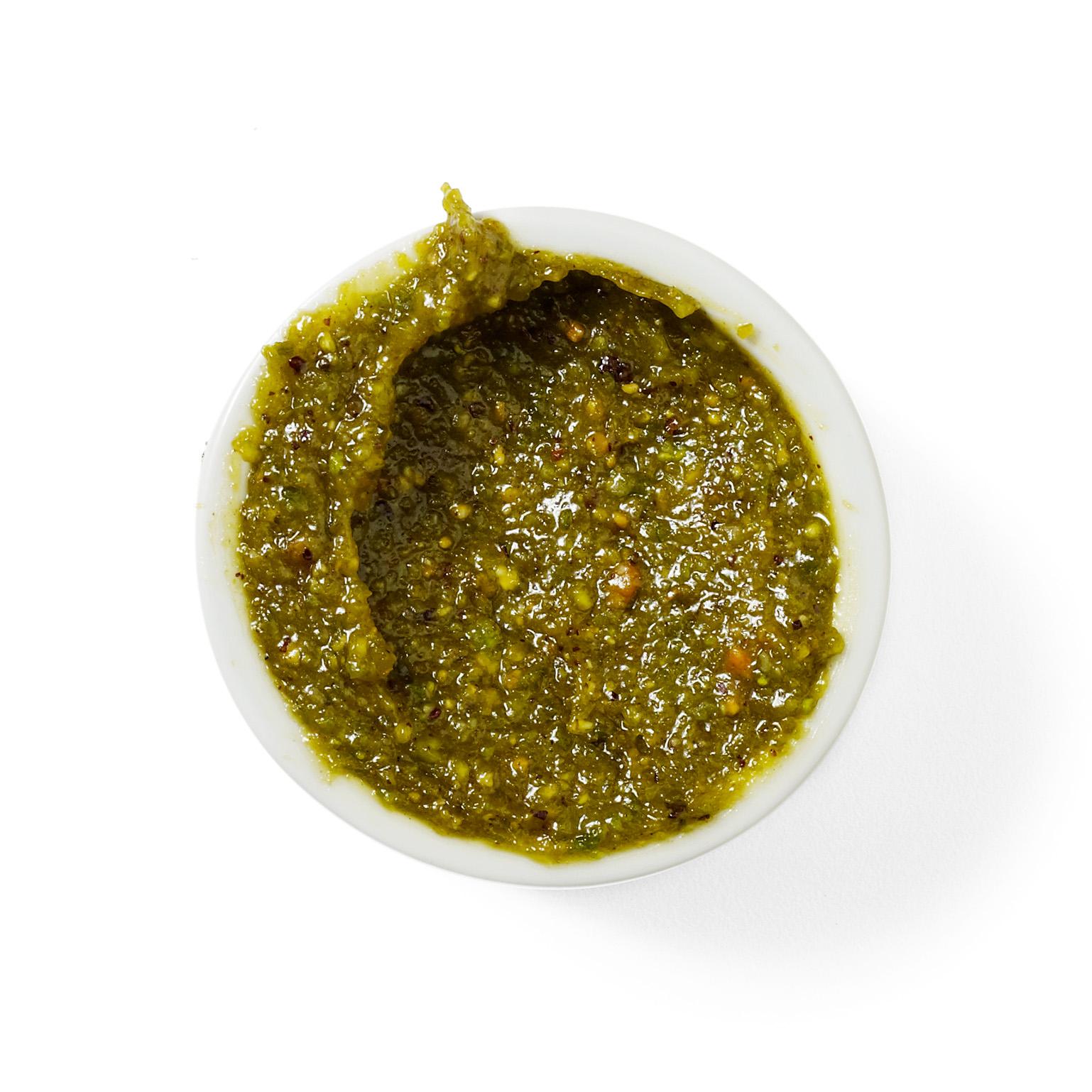 Pistachio-Honey Butter
