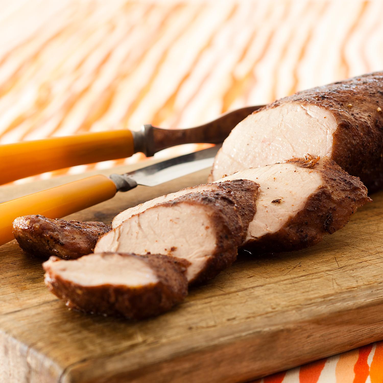 Six-Spice Pork Tenderloin