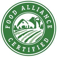 Food Alliance seal