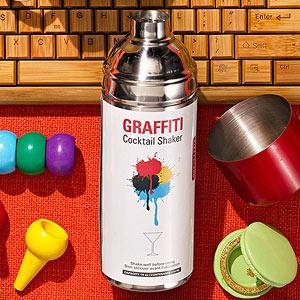 Spray-Paint Shaker