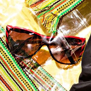 Sunglasses (in bag)