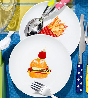 Cuisine Plates