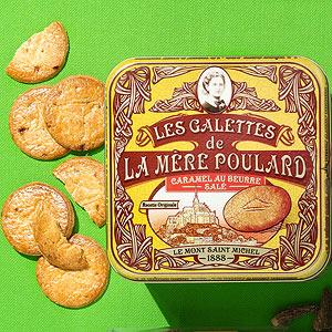 Salt-Caramel Cookies
