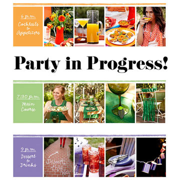 Outdoor Party chart