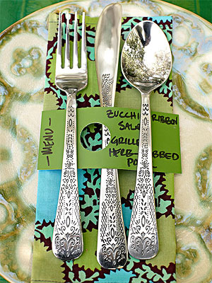 Swatch Place Settings