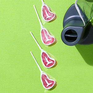T-Bone Candy Lollipops