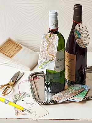 Wine-Bottle Tags