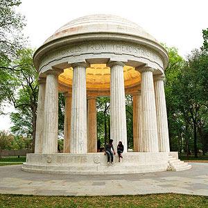 D.C. War Memorial