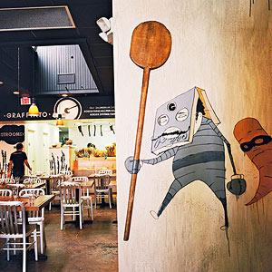 Graffiato's Wall Art