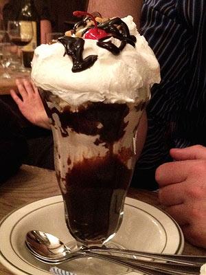 Judi's Ice Cream Sundae