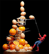 The Superhero Diet