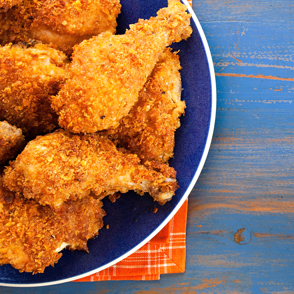 cornflake crunch chicken