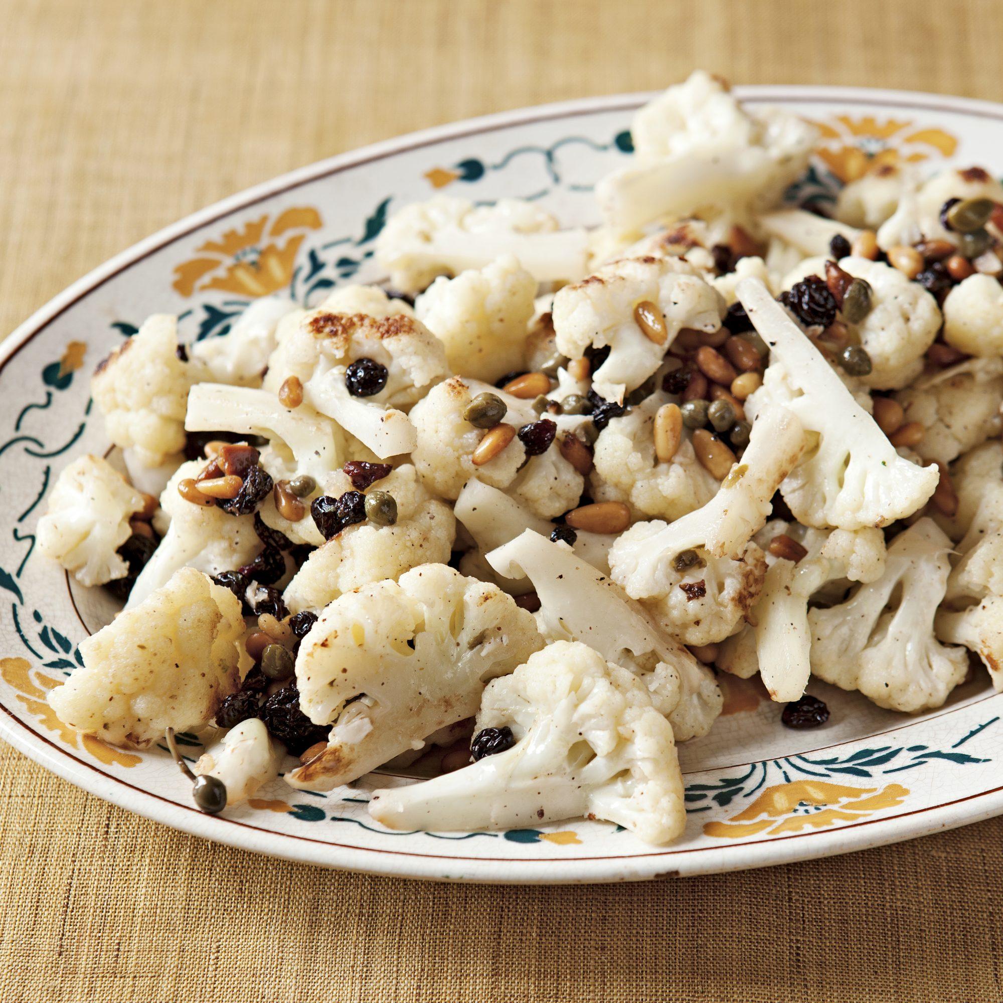 cauliflower toss-up