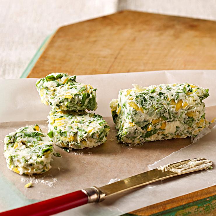 Gremolata Butter