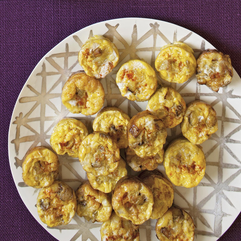 Spanish Tortilla Bites