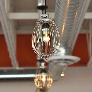 Whisk pendant lights