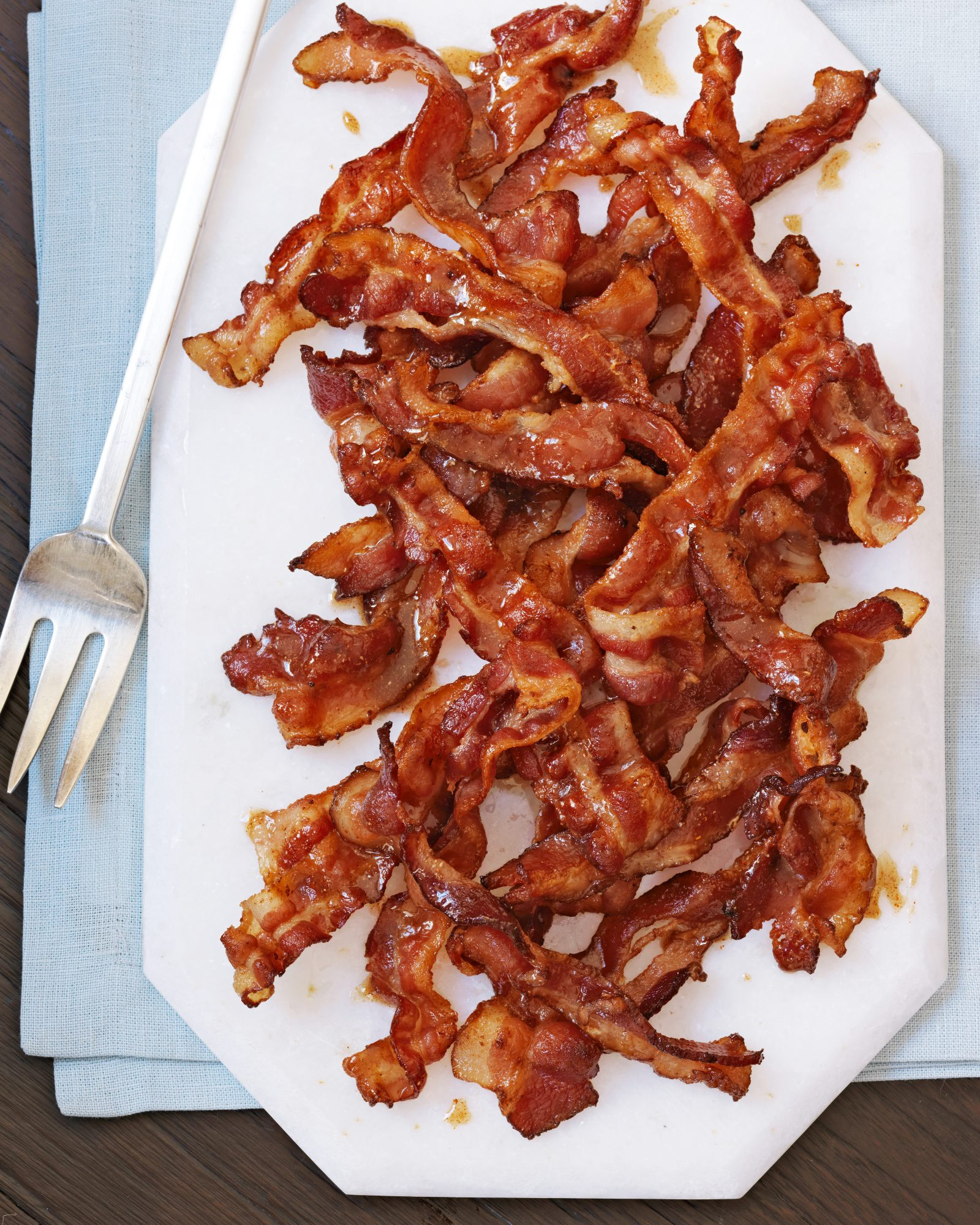 Sweet and Spicy Bacon