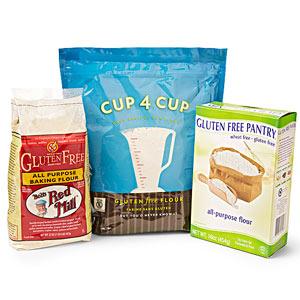 3 Great Gluten-Free Flours