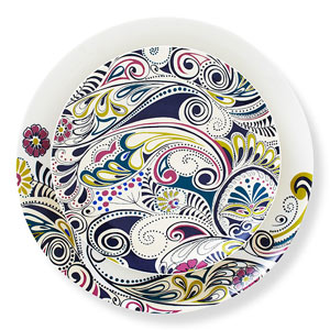Cosmic Plates
