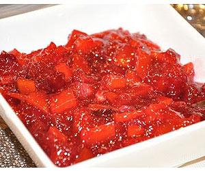 Cranberry-Mango Chutney