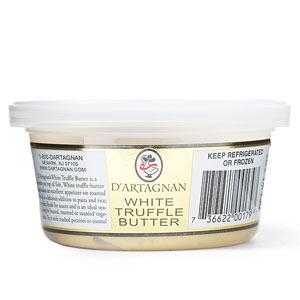 D'Artagnan White Truffle Butter