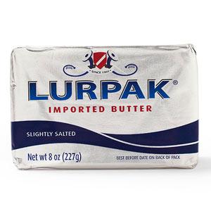 Lurpak Slightly Salted Butter