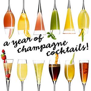 12 Seasonal Sparkling Drinks