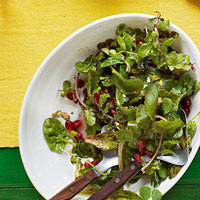 Mixed Greens with