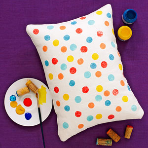 No-Sew Throw Pillow Designs