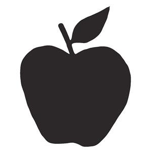 No-Sew Throw Pillow Designs - Apple