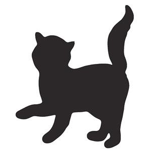 No-Sew Throw Pillow Designs - Cat