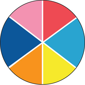4x4 Pink Trivia Trivet